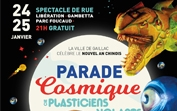 parade cosmique : les plasticiens volants
