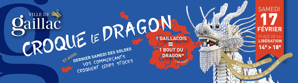 croque dragon